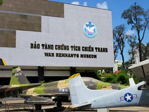 Museo guerra Vietnam