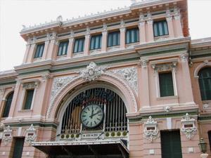 Oficina correos Saigon