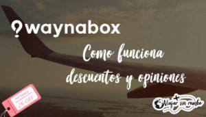 como funciona waynabox