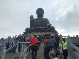 Gran Buda Tian tan Hong kong