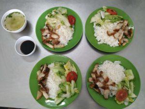 platos típicos Vietnam