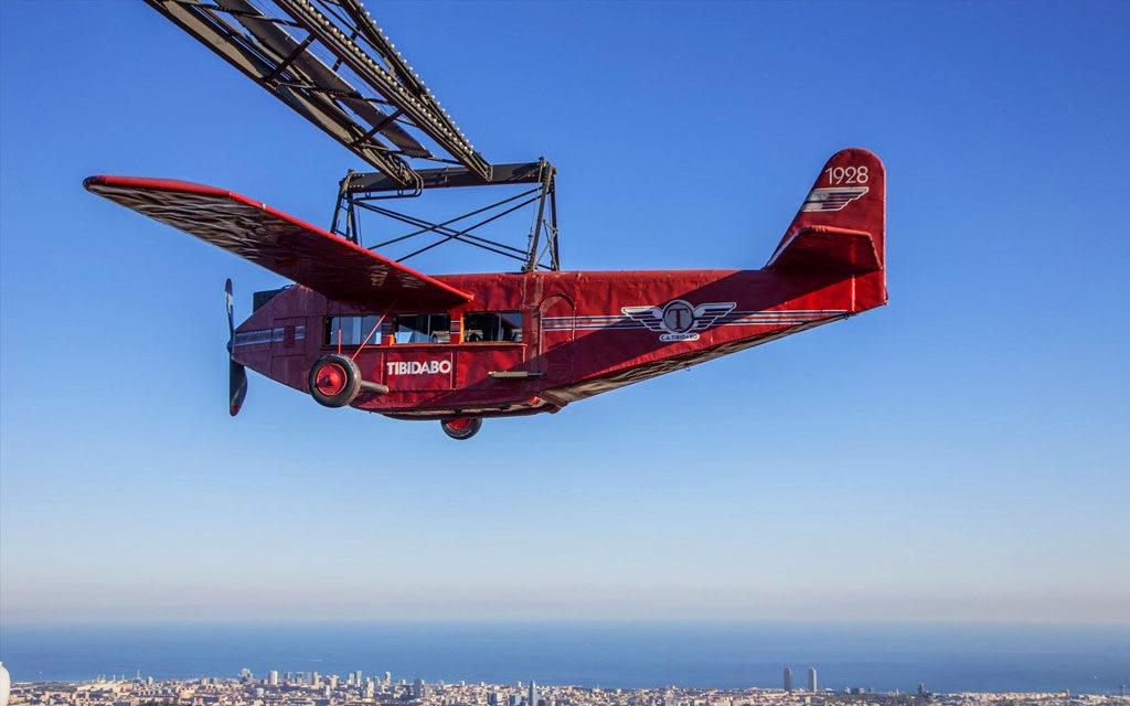avion Tibidabo