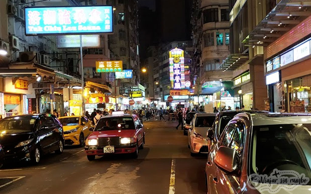 calles hong kong