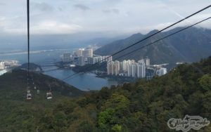 Telesférico Isla Lantau Hong kong