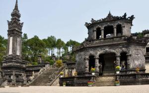 tumba emperador Khai Dinh