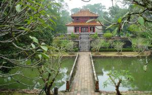 Tumba Minh Mang Hue