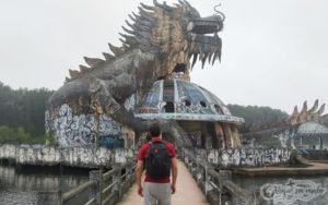 vietnam abandoned waterpark