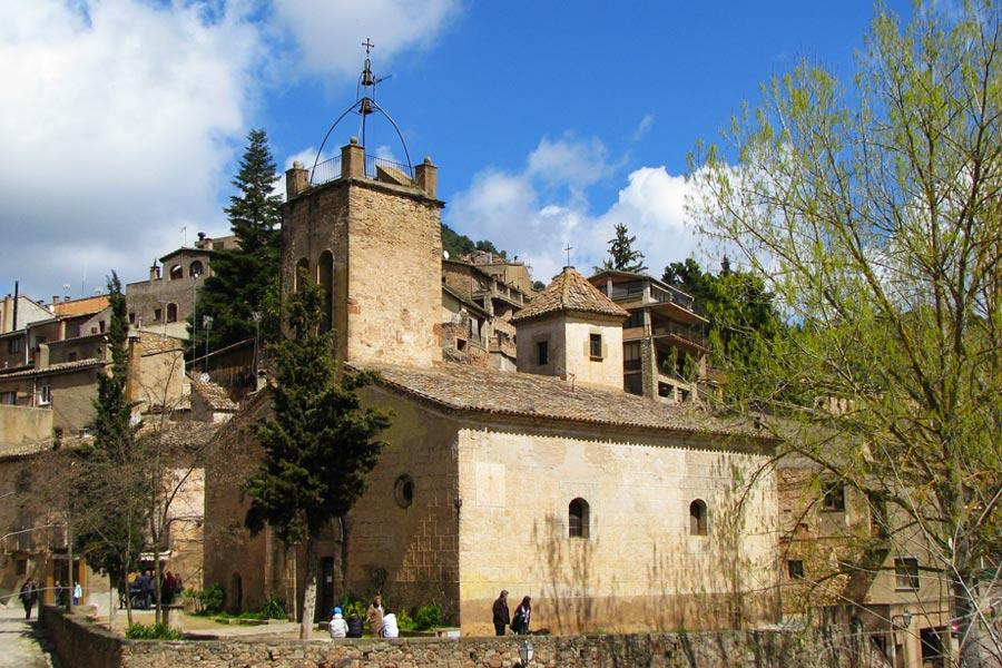 Iglesia San Marti de Mura