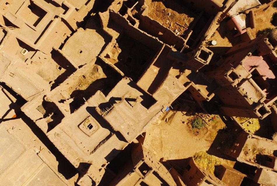 Marruecos a vista de dron