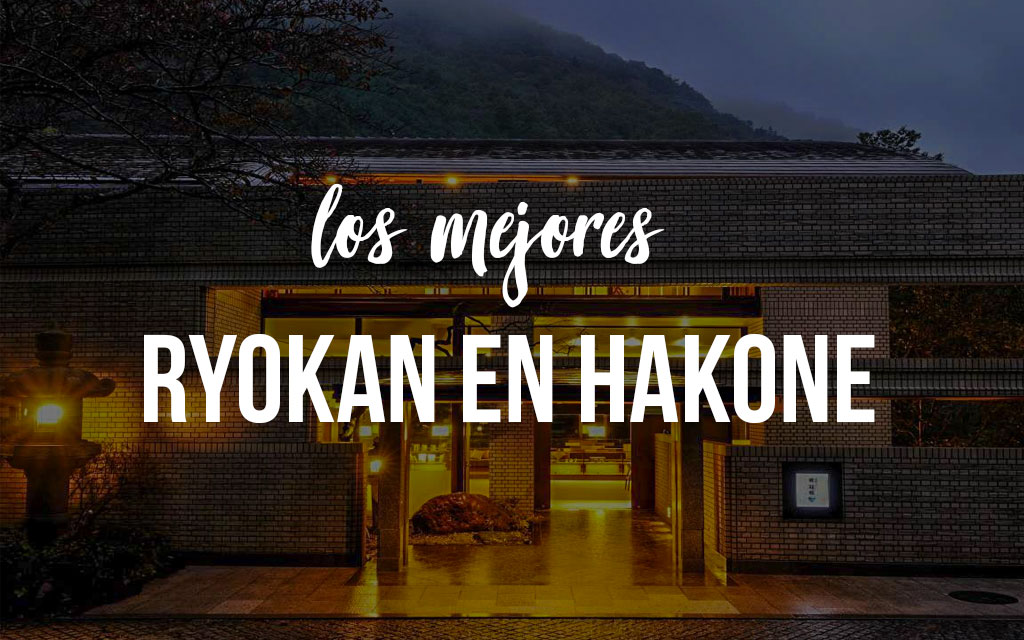 mejores ryokan Hakone