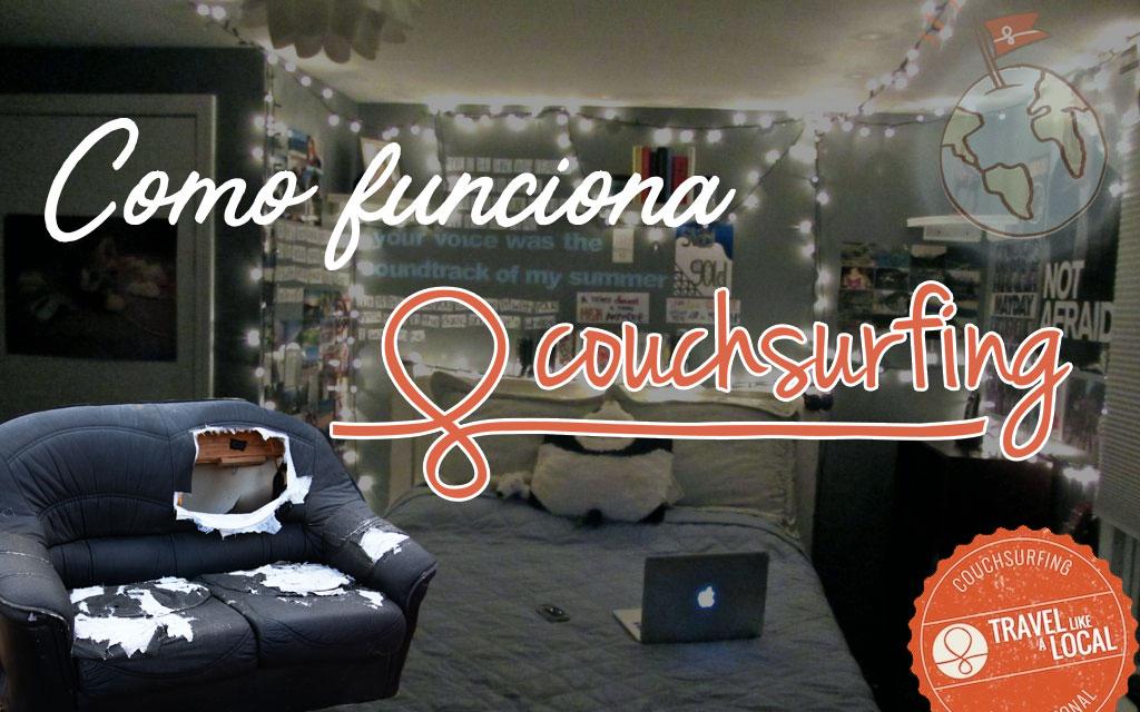 que es Couchsurfing