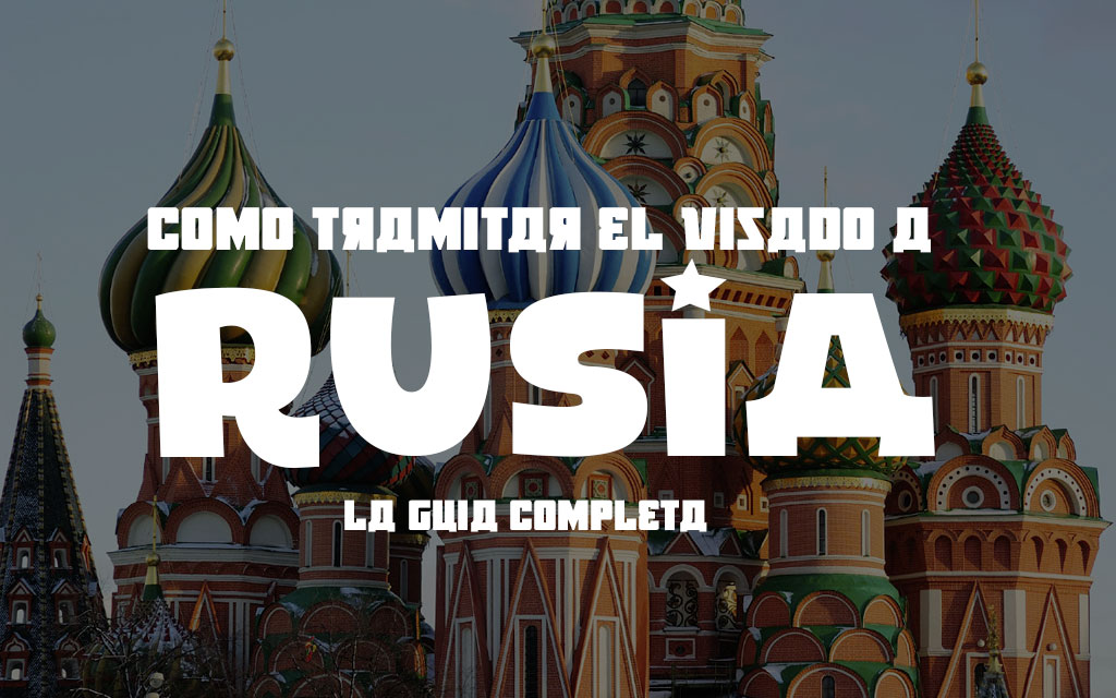 visado a rusia
