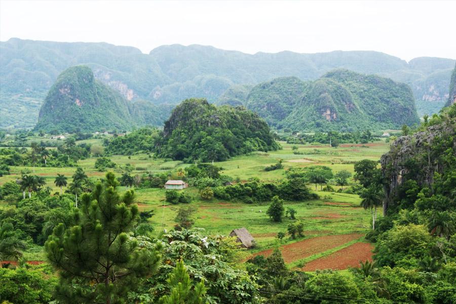 Balcon del valle Viñales