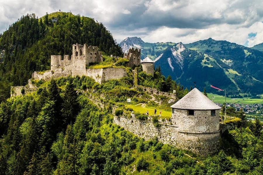 Alemania desde dron