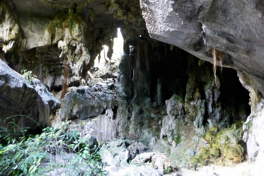 Cuevas de Santo Tomás, Viñales