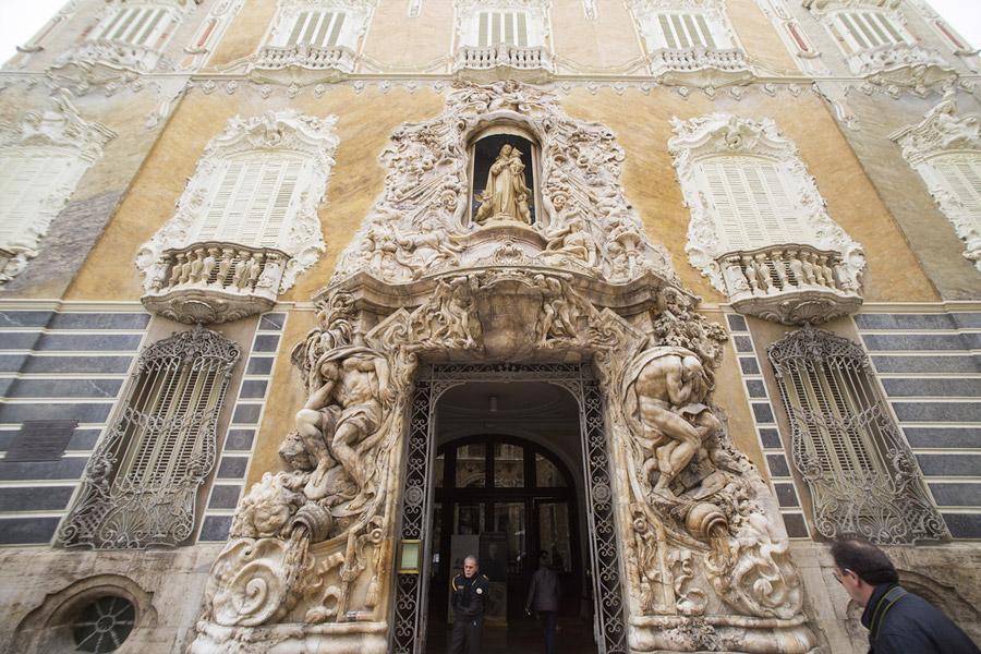Palacio Marqués Dos Aguas Valencia