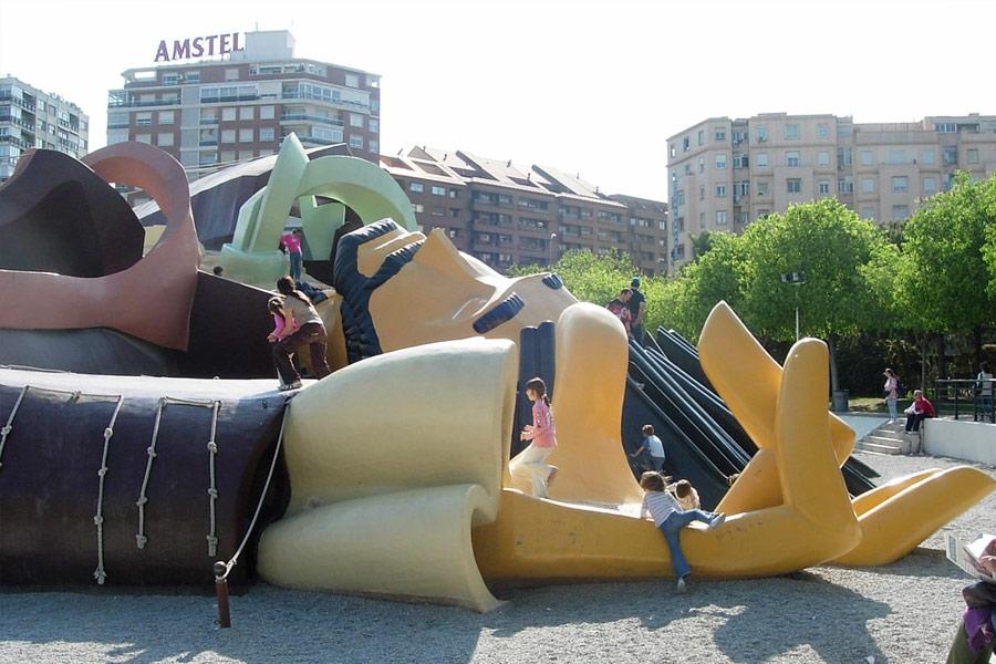 Parque Gulliver Valencia