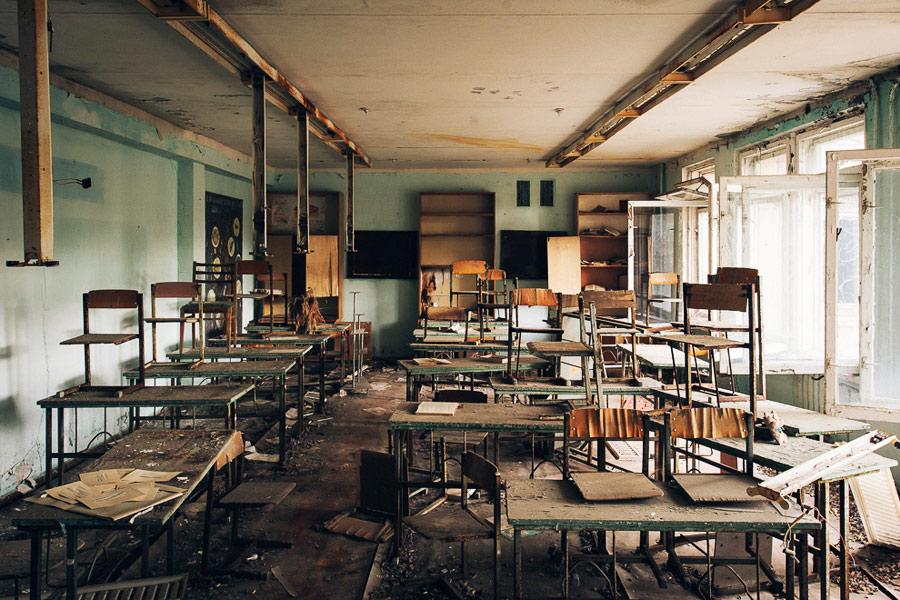 escuela pripyat