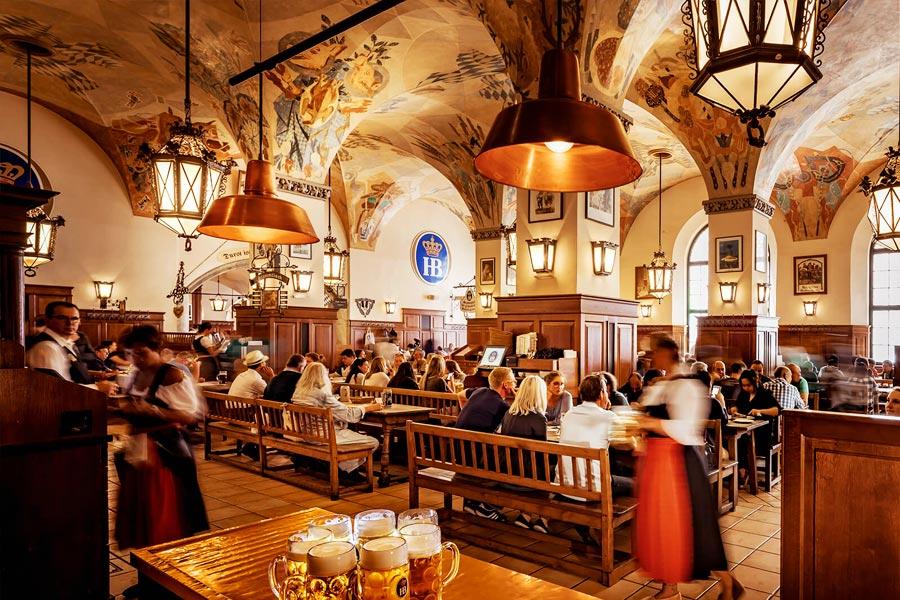 Cerveceria Hofbräuhaus, Munich
