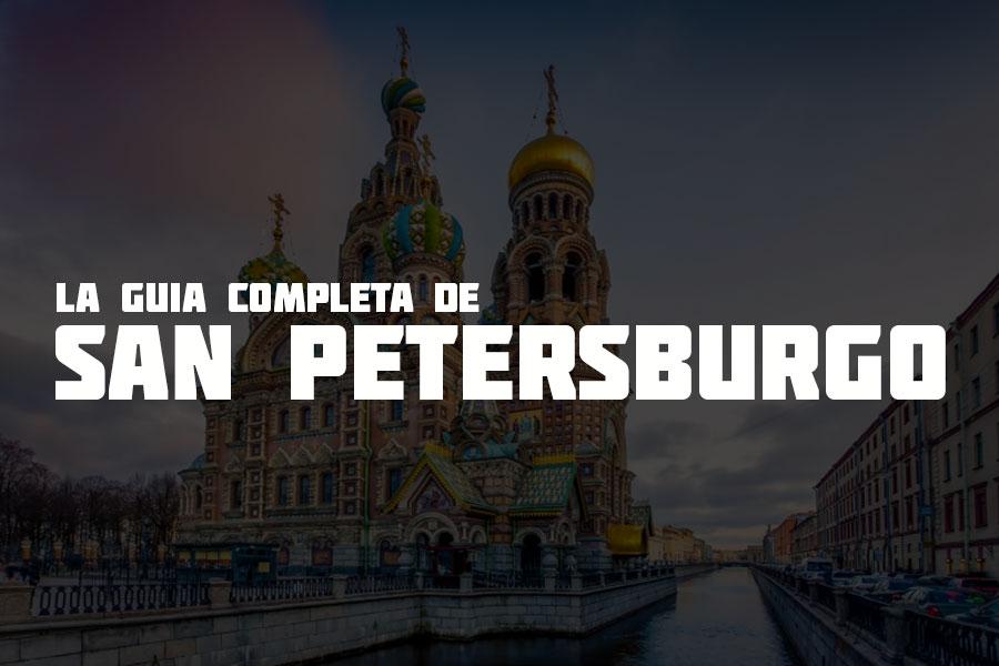 Guia San Petersburgo