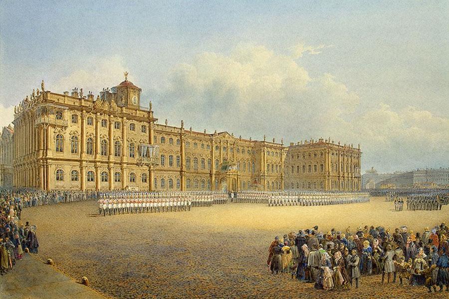 Historia San Petersburgo