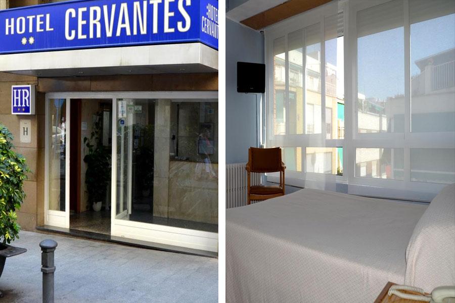 Hotel Cervantes Alicante