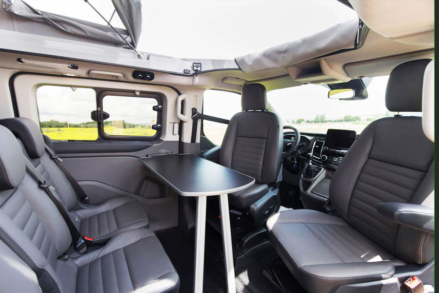 asientos giratorios furgoneta
