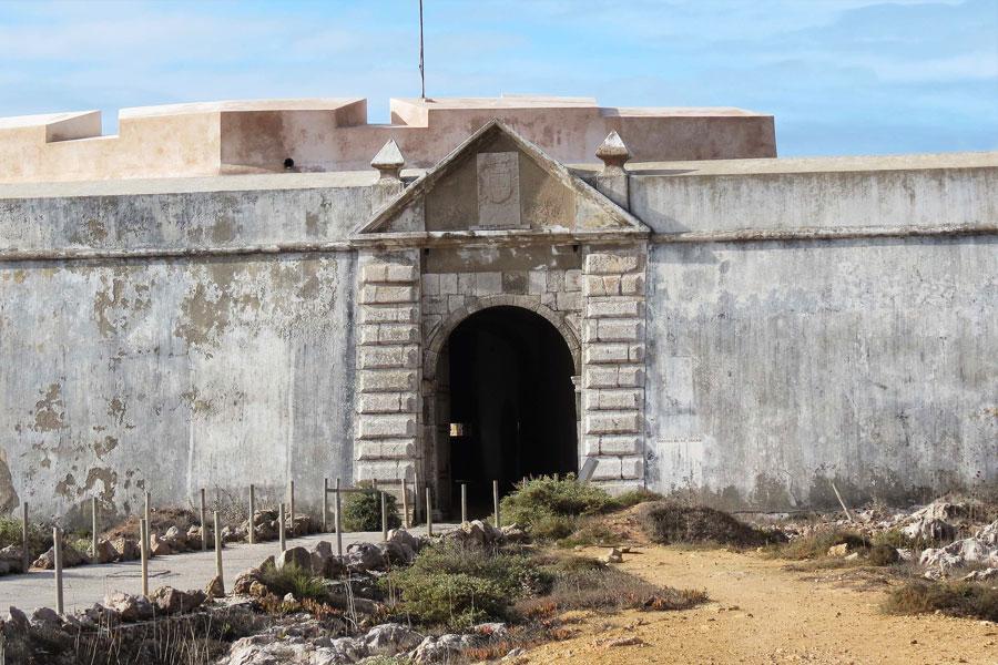Fortaleza de Sagres, Portugal
