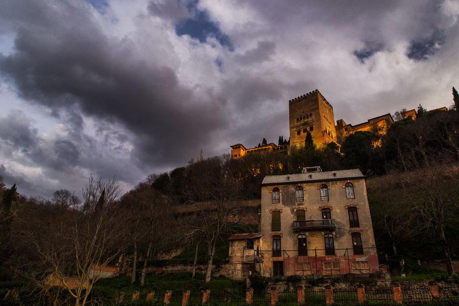 Hotel Reuma, Granada