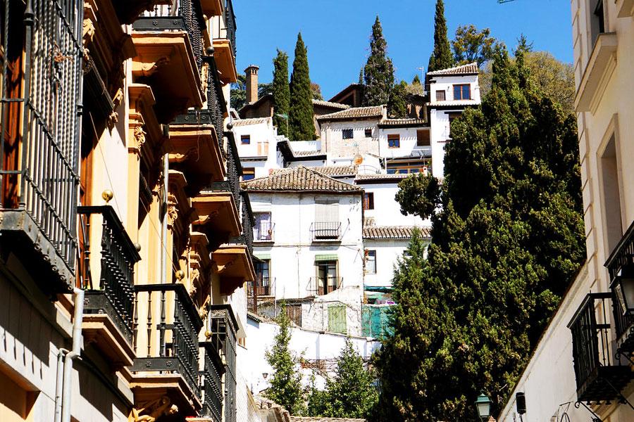 Barrio del Realejo, Granada