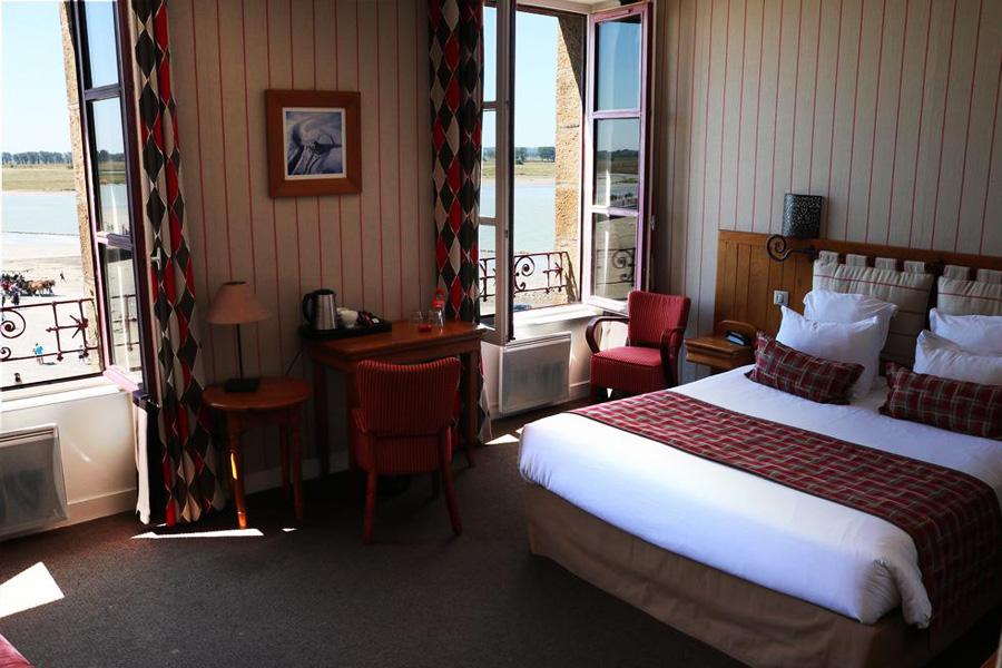 Hotel La Mere Poulard