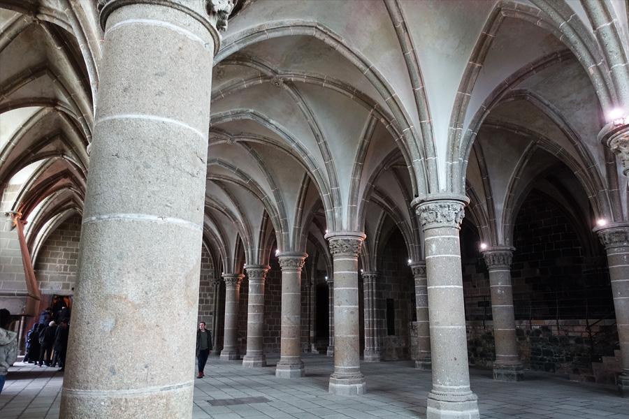 Salle Monte Saint Michel