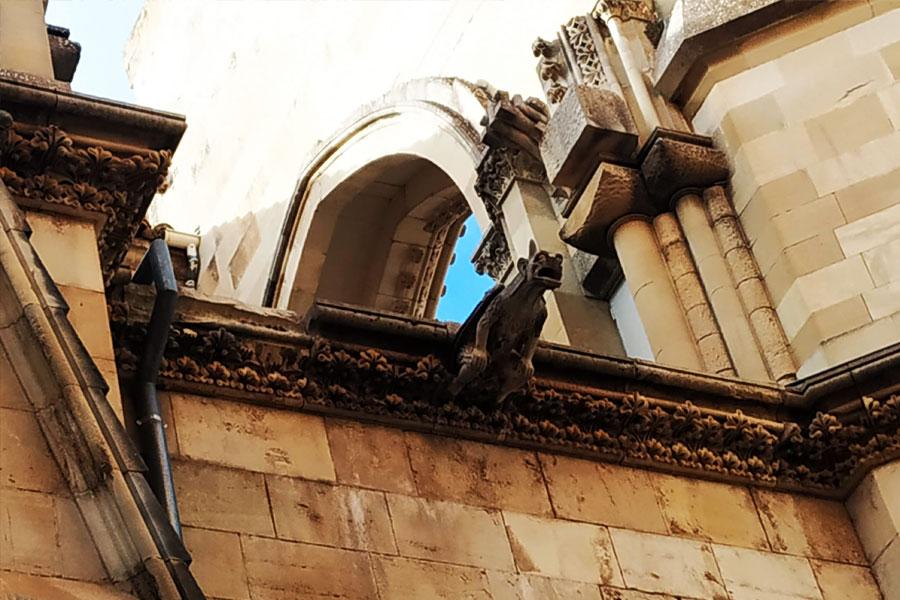 Gargolas Catedral Cuenca
