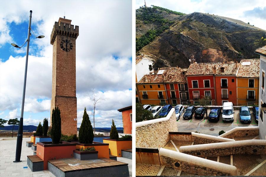 Torre Mangana Cuenca