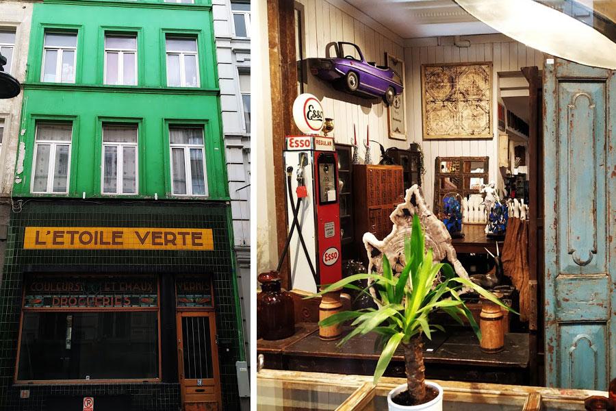 Tiendas de Les Marolles